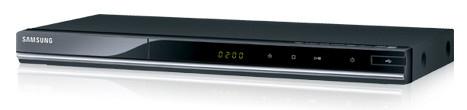 Samsung DVD-C550 (Schwarz)