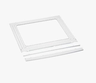 Miele WTV412 Montage-Kit (Weiß)