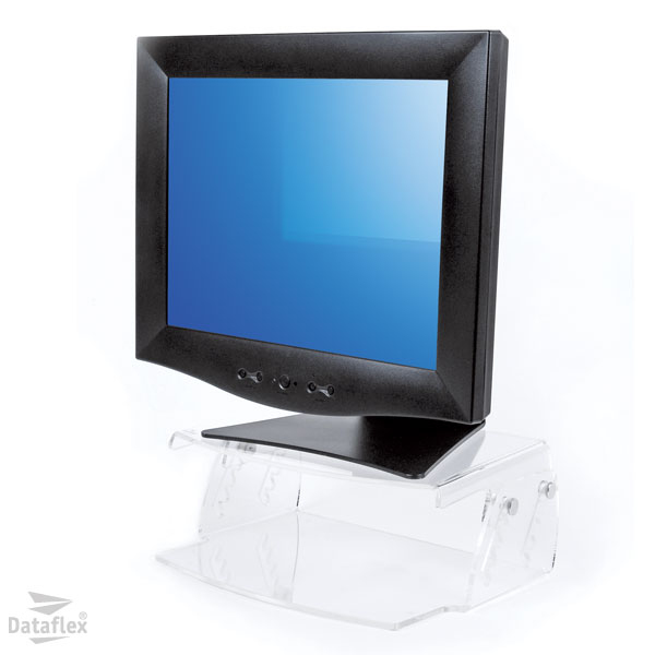 Dataflex LCD Monitorständer HV 550 (Transparent)