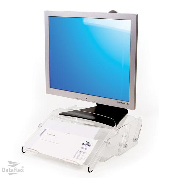 Dataflex LCD Monitorständer HV 570 (Transparent)