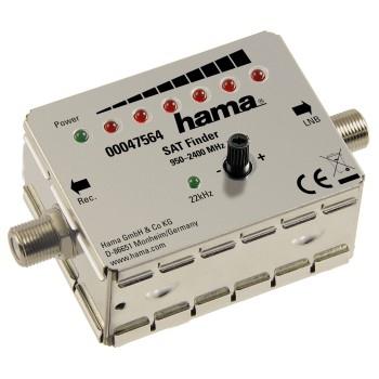 Hama 00047564 TV set-top box (Grau)