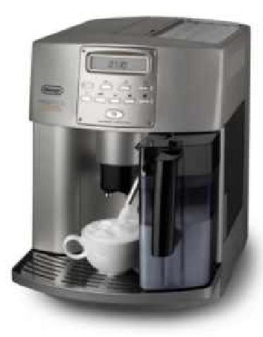 DeLonghi ESAM 3500 Espresso machine 1.8l 14Tassen Silber (Silber)