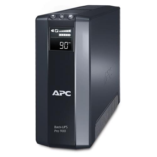 APC BR900GI Unterbrechungsfreie Stromversorgung UPS (Schwarz)
