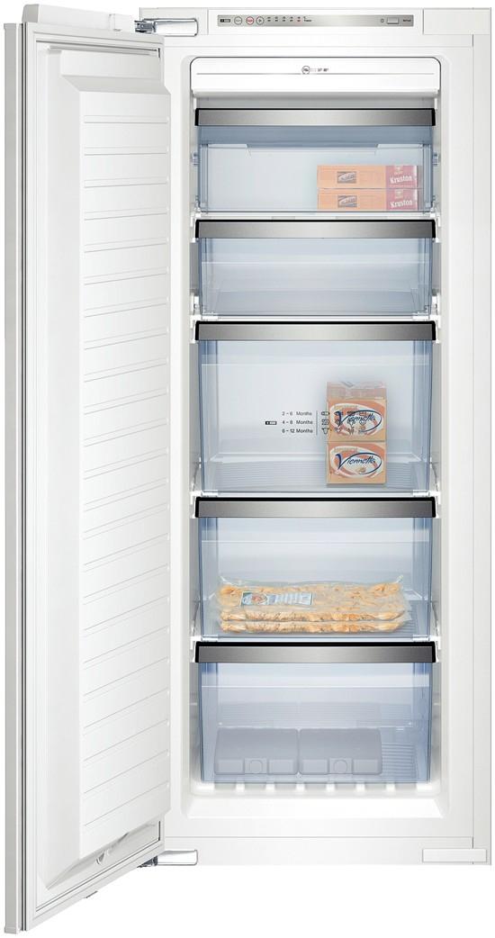 Neff G8120X0 Senkrecht Eingebaut Weiß A++ 160l Gefriermaschine (Weiß)