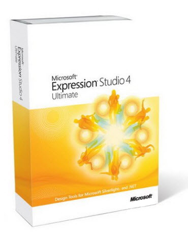 Microsoft Expression Studio Ultimate 4.0, UPG, DE