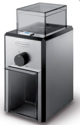 DeLonghi KG89 Kaffeemühlen (Edelstahl)