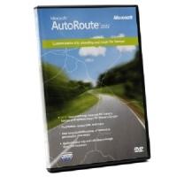 Microsoft AutoRoute Euro EN W32 only