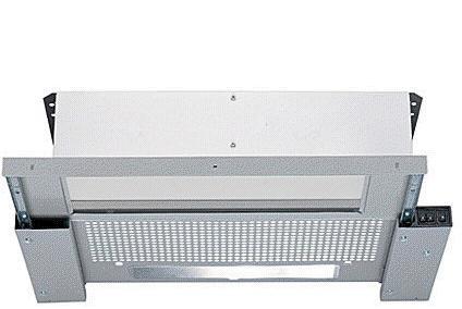 Siemens LI12030 Dunstabzugshaube (Silber, Weiß)