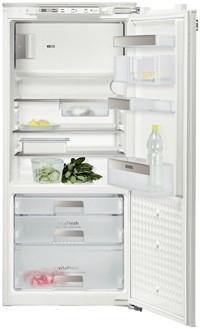 Siemens KI24FA50 Kühl-Gefrierschrank (Edelstahl, Weiß)