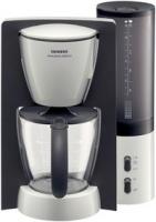 Siemens TC60201V Kaffeemaschine (Grau, Weiß)