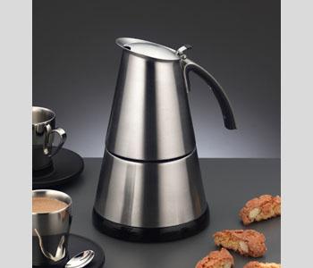 Rommelsbacher EKO 364/E Kaffeemaschine (Edelstahl)