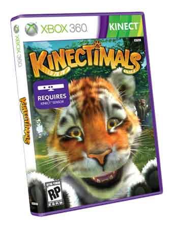 Microsoft Kinectimals