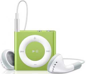 Apple iPod shuffle 2GB iPod shuffle (3. Generation) (Pink)