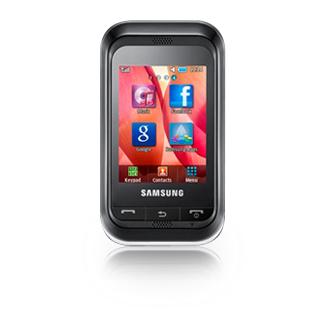 Samsung C3300 (Schwarz)