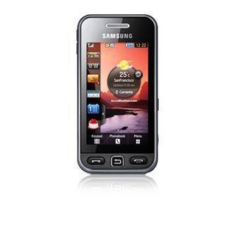 Samsung GT-S5230 (Schwarz)