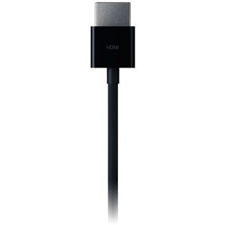 Apple MC838ZM/A HDMI-Kabel (Schwarz)