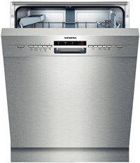 Siemens SN45M539EU Vollständig integrierbar 13Stellen A++ Edelstahl Spülmaschine (Edelstahl)