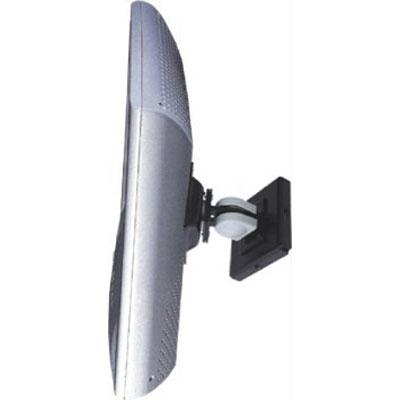 ROLINE LCD-Monitorarm, Wandmontage, 1 Gelenk (Weiß)