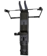 Ergotron NF Cart Vertical Laptop Kit (Schwarz)