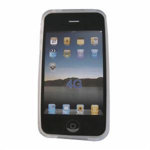 2GO 794155 Handy-Schutzhülle (Transparent)