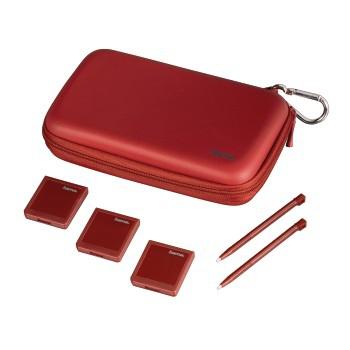 Hama 00053677 Spielcomputertaschen u. Zubehör (Rot)