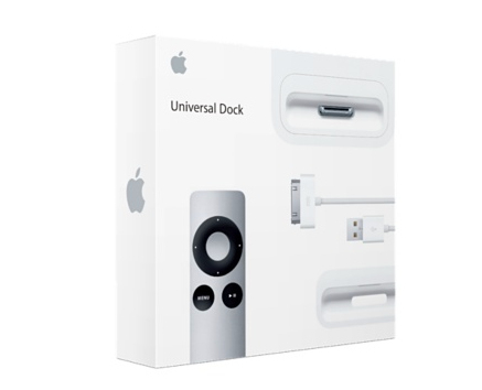 Apple Universal Dock (Weiß)