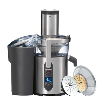Gastroback Design Multi Juicer Digital - Smoothie (Edelstahl)