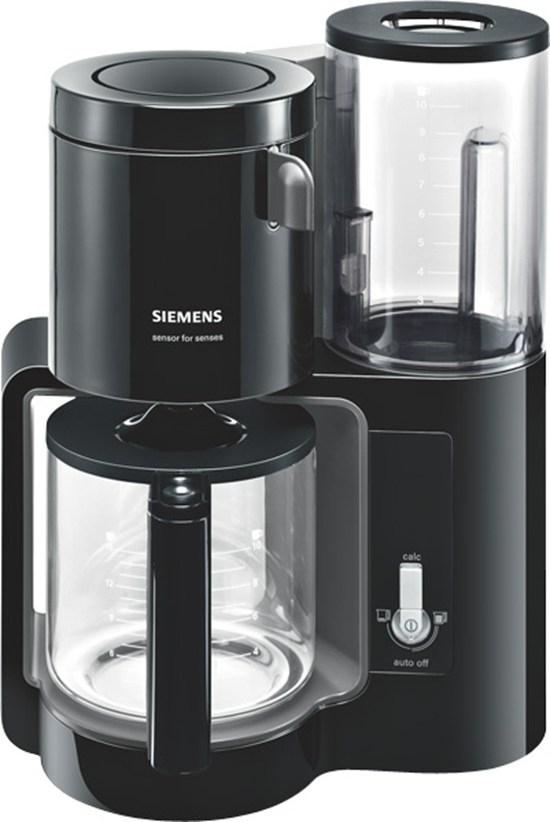 Siemens TC80103 Kaffeemaschine (Silber)