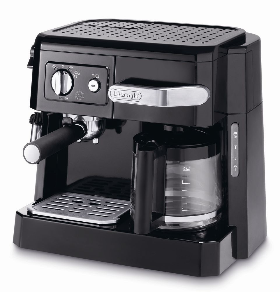 DeLonghi BCO 410 Kaffeemaschine (Schwarz)