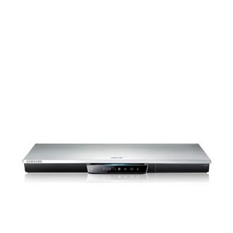 Samsung BD-D6900 Blu-Rayspieler/-rekorder (Schwarz, Silber)