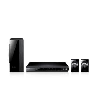 Samsung HT-D5000 Home-Kino System (Schwarz)