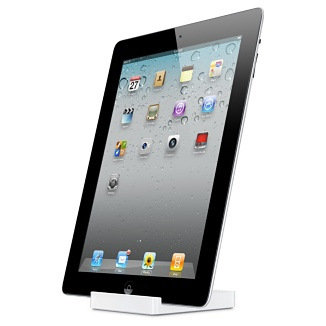 Apple iPad 2 Dock (Weiß)