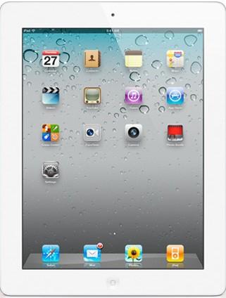 Apple iPad 2 64GB Weiß (Weiß)