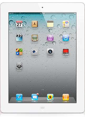 Apple iPad 2 32GB 3G Weiß (Weiß)