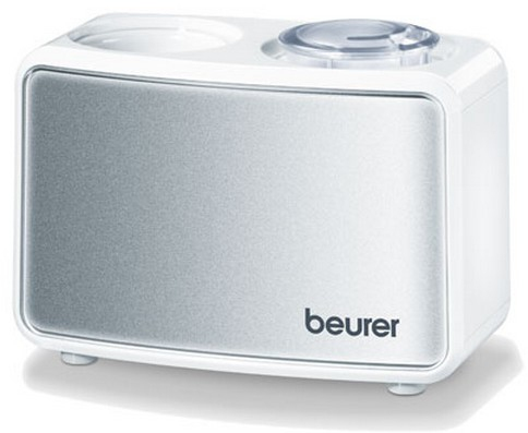 Beurer LB12 (Silber, Weiß)