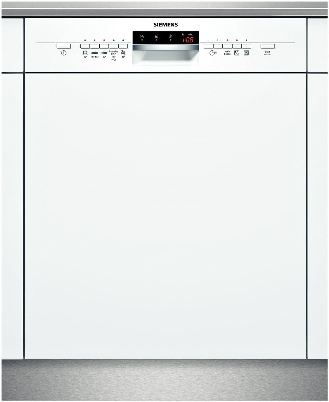 Siemens SN55M239EU Spülmaschine (Weiß)