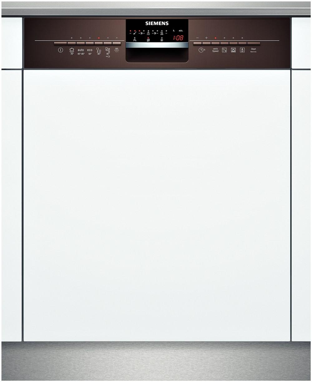 Siemens SN55M439EU Spülmaschine (Braun, Weiß)