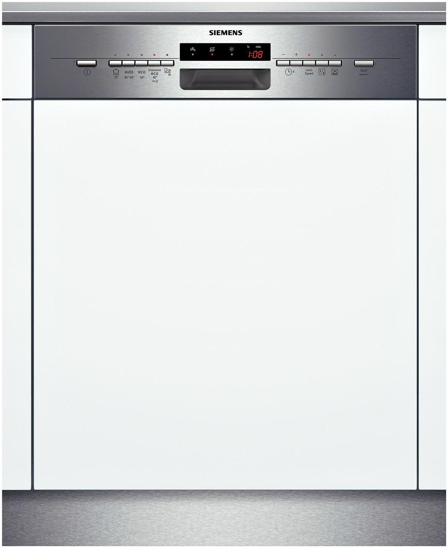 Siemens SN55M539EU Spülmaschine (Edelstahl, Weiß)