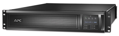 APC SMX3000RMHV2U Unterbrechungsfreie Stromversorgung UPS (Schwarz)