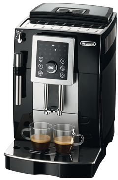 DeLonghi ECAM 23.210.B Kaffeemaschine (Schwarz)