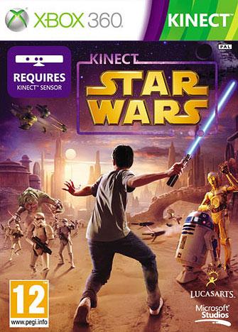 Microsoft Kinect Star Wars, Xbox 360, DEU
