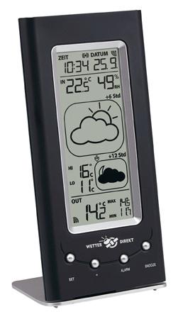 TFA 35.5019.IT Wetterstation (Schwarz)