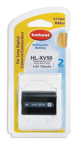 Hahnel HL-XV50 (Schwarz)