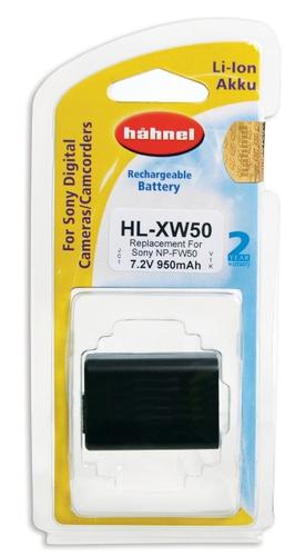 Hahnel 1000 177.3 Wiederaufladbare Batterie / Akku (Schwarz)