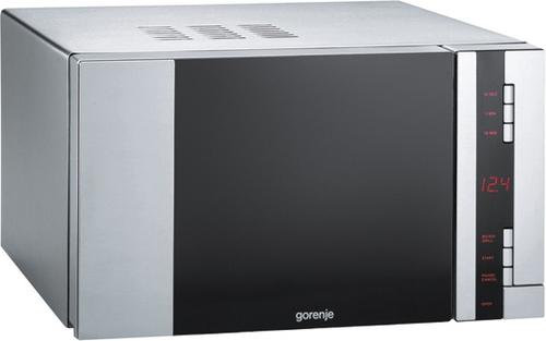 Gorenje GMO20DGE Mikrowelle (Schwarz, Edelstahl)