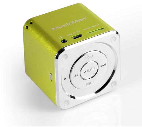 Technaxx Mini Musicman (Grün)