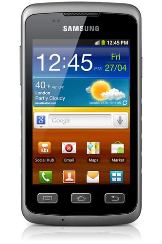 Samsung Galaxy Xcover GT-S5690 Grey