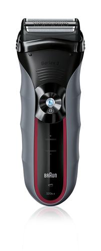 Braun Series 3 320-4 (Schwarz)