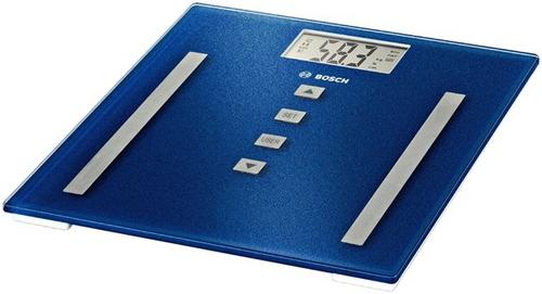 Bosch PPW3320 Persöliche Waage (Blau, Silber)
