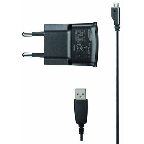 Samsung ETA0U80E (Schwarz)